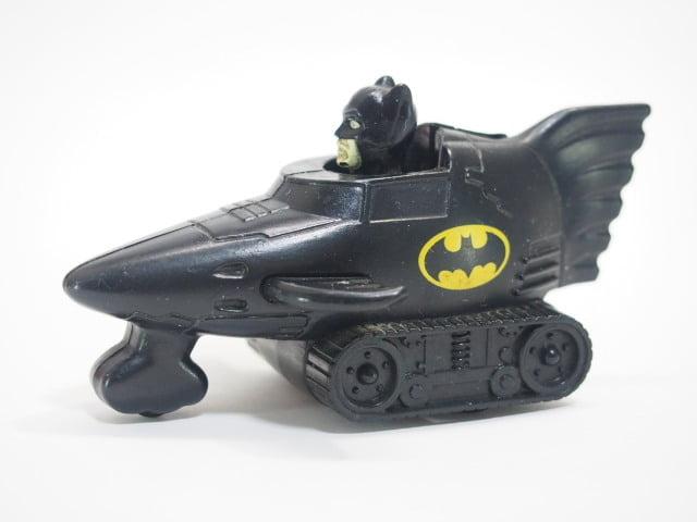 マクドナルド バットマンカー ハッピーミールトイ 1991