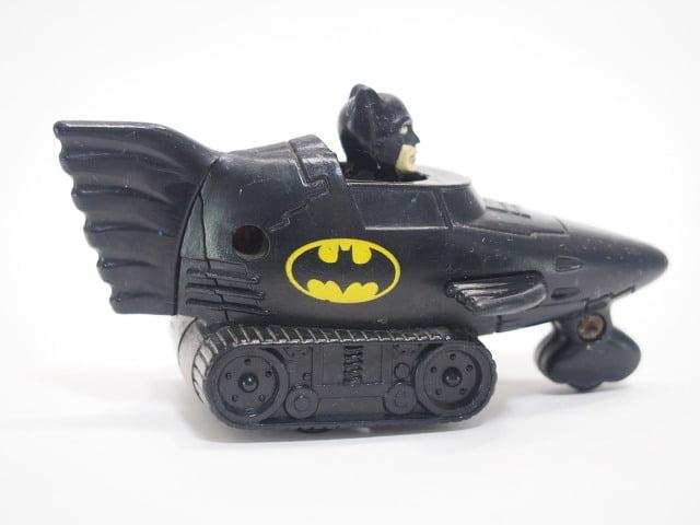 マクドナルド バットマン ハッピーセット 1991 プレスアンドゴー
