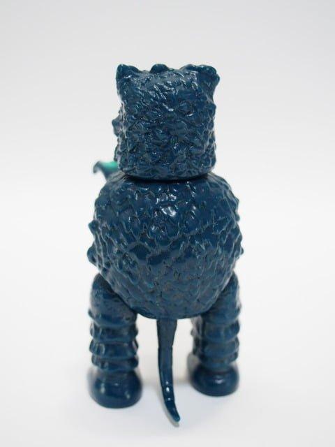 ブルマァク魂1 ガシャポン ガラモン(青)の後側