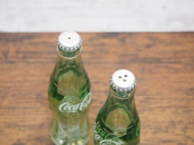 コカ・コーラ ソルト&ペッパーのふた部分