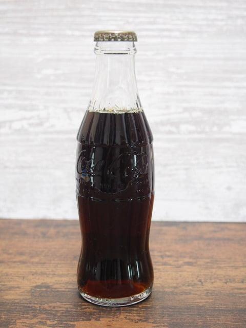 コカ・コーラヴィンテージ ボトル(フランス-1981年)