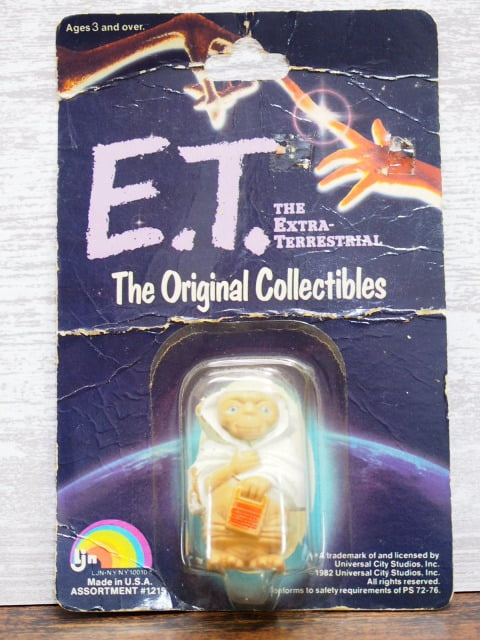 E.T. The Original Collectibles 1982