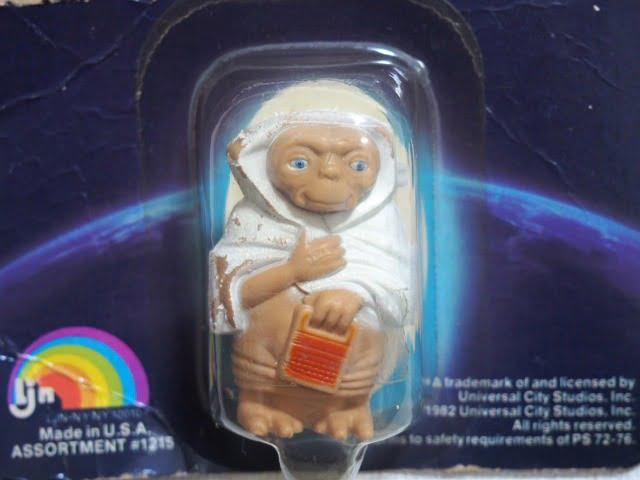 E.T.オリジナルコレクタブルフィギュア – LJN-NY