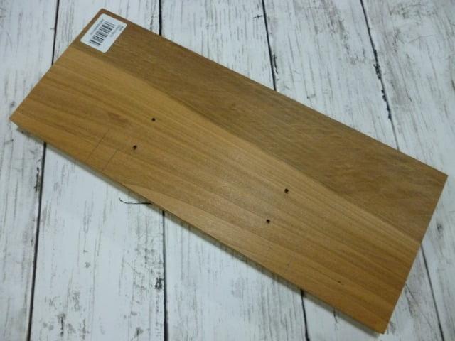 飾り棚に使用する板