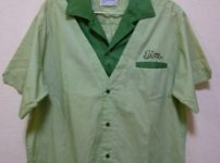 Hilton 70's ボーリングシャツ