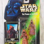 スターウォーズ ベーシックフィギュア jawas The Power of the Force Kenner 1996