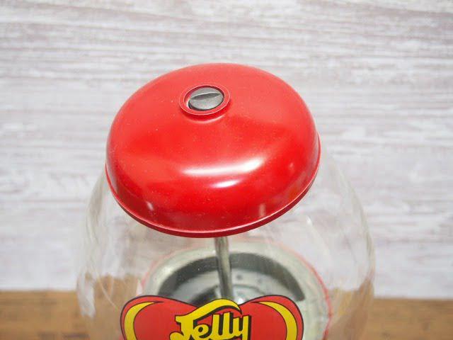 Jelly Belly Bean Machineの上蓋部分