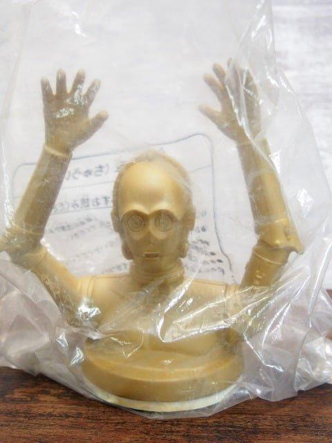 KFC スターウォーズ ボトルフィギュア:C-3PO