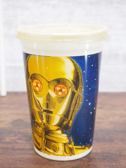 STAR WARS トリロジー KFCキャンペーン【1996年】カップ – C-3PO