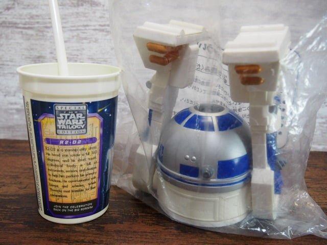 KFC スター・ウォーズ トリロジー ドリンクホルダー – R2-D2