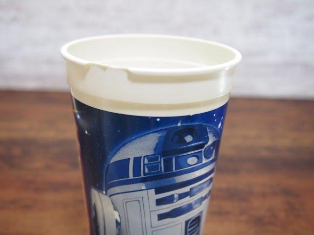 KFC スター・ウォーズ トリロジー ドリンクカップ – R2-D2