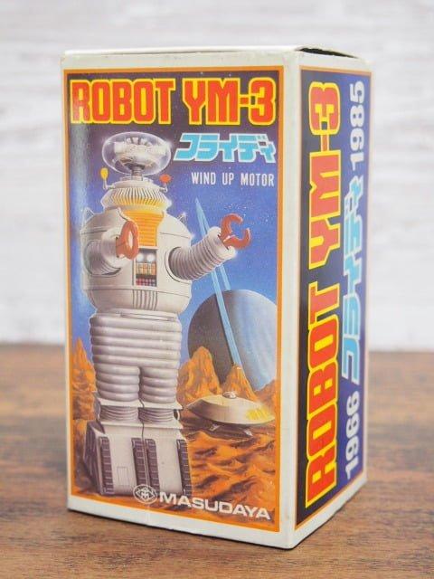 増田屋 ROBOT YM-3 フライディの外箱