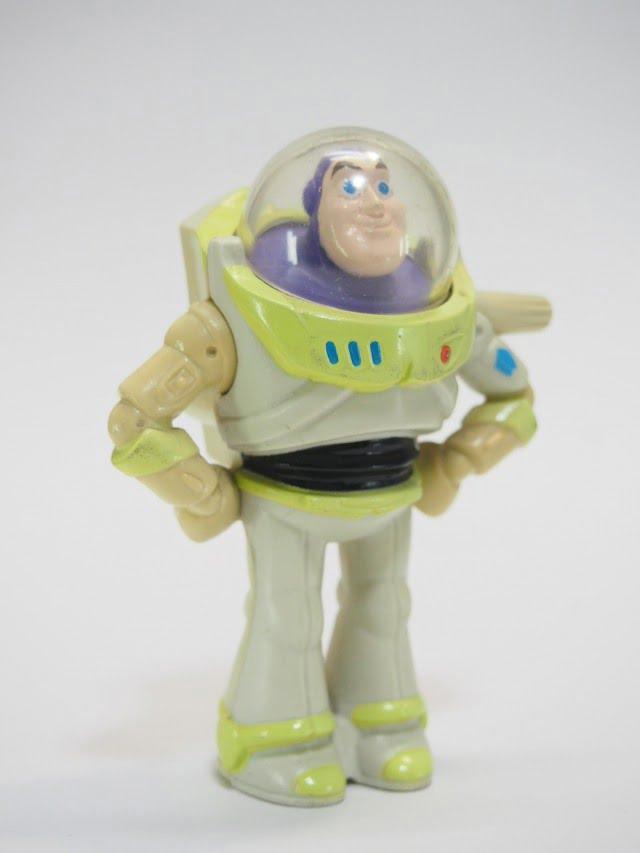 TOY STORY マクドナルドハッピーミールトイ 1996 Buzz Lightyear
