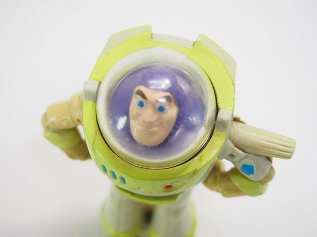 TOY STORY マクドナルドハッピーミールトイ 1996 Buzz Lightyearの頭部