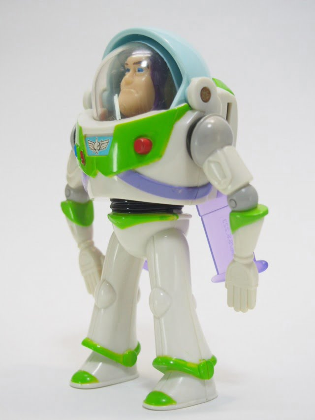 McDonalds 1999 TOY STORY2 Buzz Lightyear Figurine