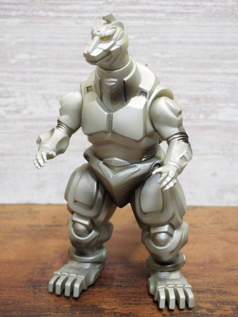 バンダイ メカゴジラ ソフビ(1993年製)