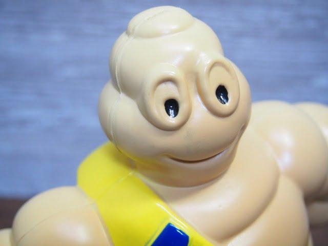 ビバンダム フィギュア(2002)の顔部分