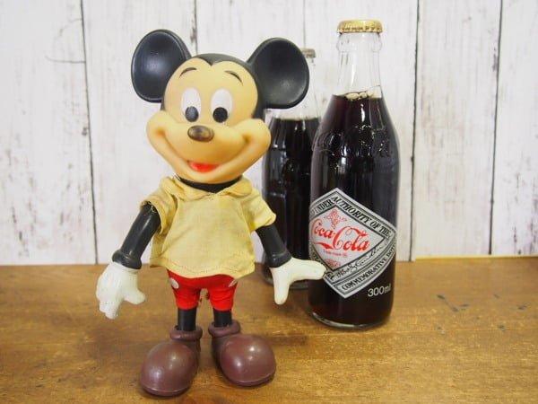 R. Dakin&Co.製のミッキー・マウスとコカコーラ