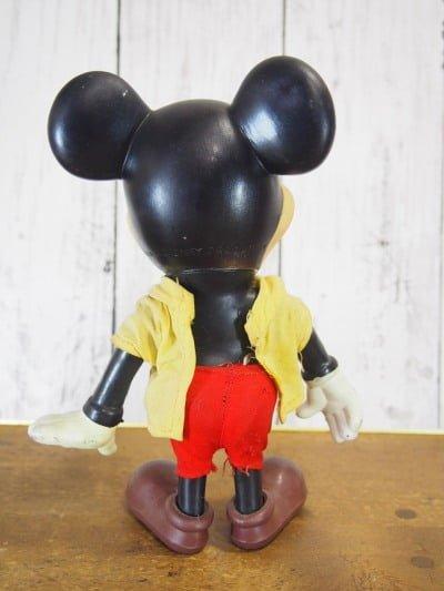 R.DAKIN&CO.のミッキーマウスのフィギアの後姿