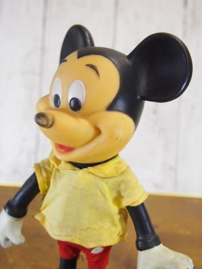R.DAKIN&CO.のミッキーマウスのフィギアの横顔