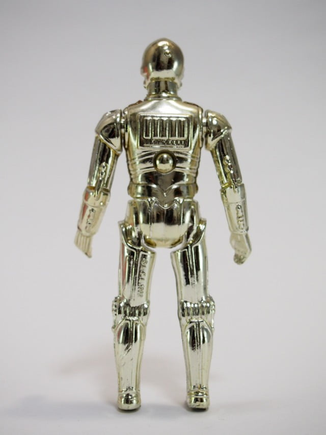 STAR WARS オールドケナー C-3PO (Removable Limbs)