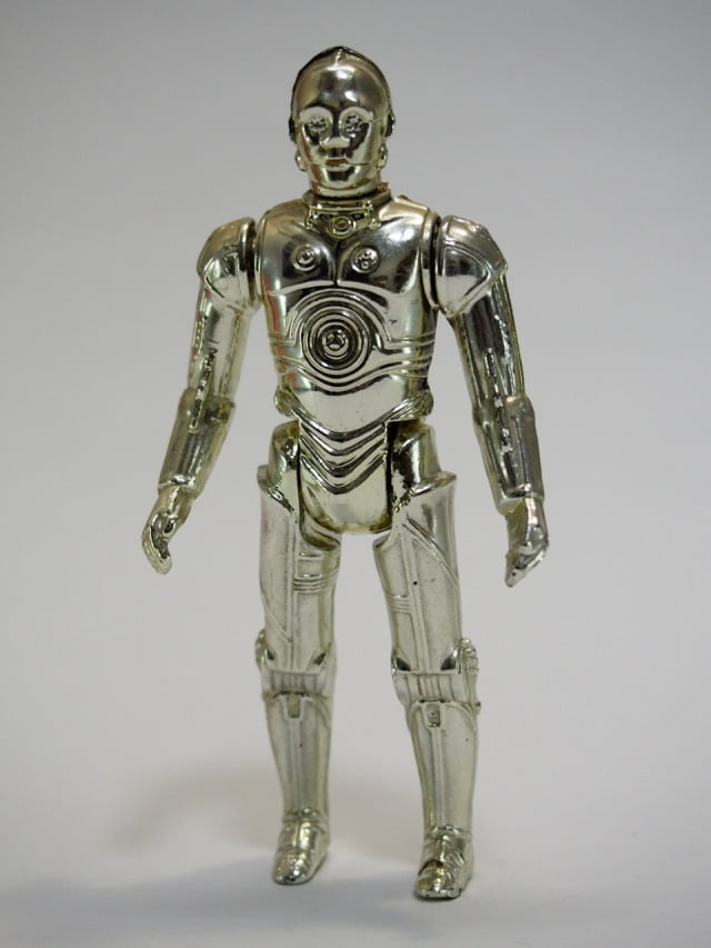 STAR WARS オールドケナー 1982 C-3PO (Removable Limbs)