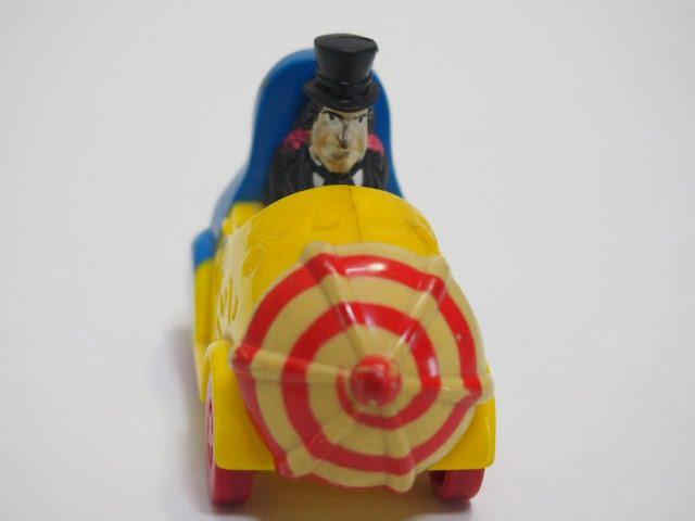 マクドナルド バットマン ハッピーセット 1991 ペンギン ロードスター