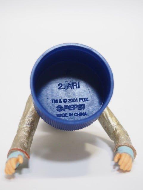 ペプシ「猿の惑星」 スペシャルボトルキャップ – ARI(アリ)の裏側
