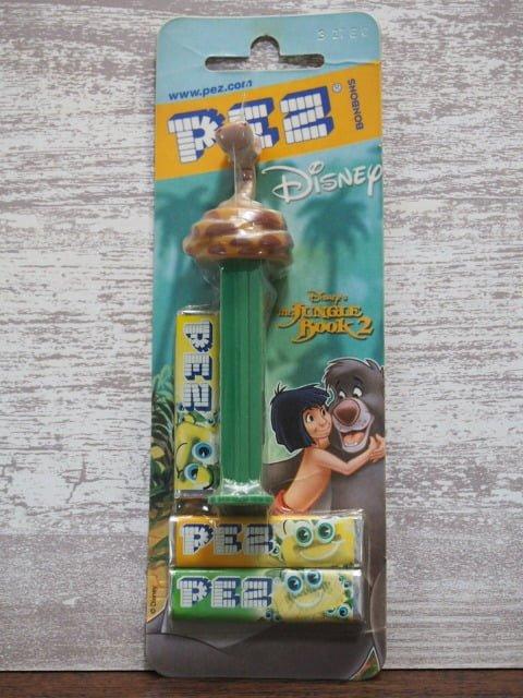 ジャングル・ブック2/カー – PEZ(キャンディーディスペンサー)