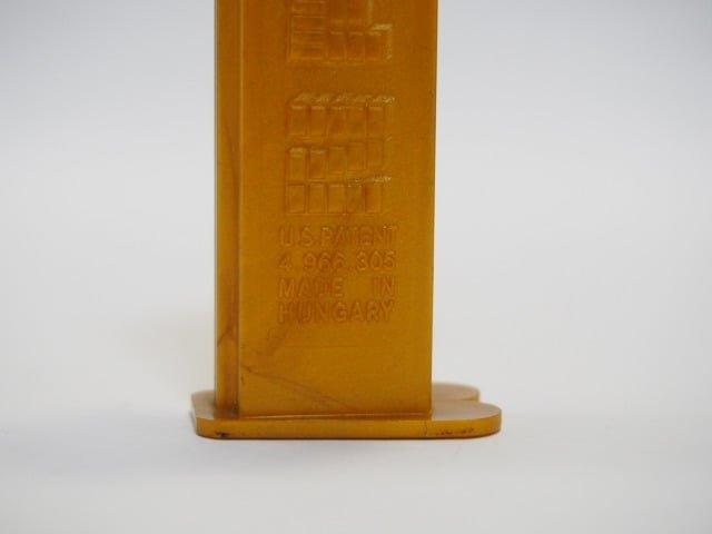 C-3PO – PEZ のパテントナンバー