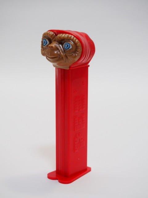 「E.T. 赤フード」 – PEZ ペッツ キャンディーディスペンサー