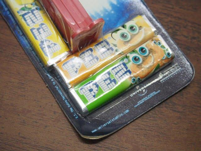 E.T. 赤フードのキャンディー – PEZ