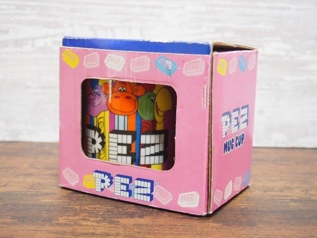 PEZ マグカップ(箱入り)