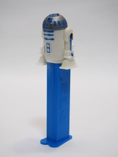 「STAR WARS・R2D2」 – PEZ(キャンディーディスペンサー)1997年製