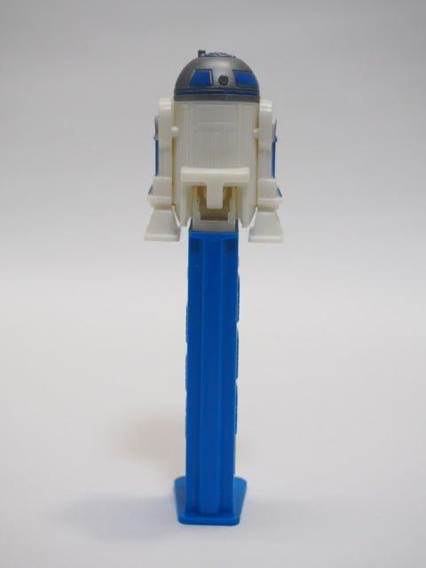 「STAR WARS・R2D2」 – PEZ(キャンディーディスペンサー)1997年製の後側