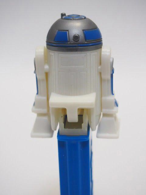 R2D2 – PEZ(1997年製) のヘッド裏側