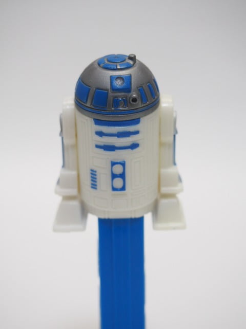 R2D2 – PEZ(1997年製) のヘッド部分