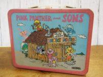 ピンクパンサー ランチボックス(THERMOS)