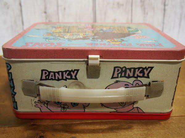 ピンクパンサー ランチボックス(THERMOS)の上部