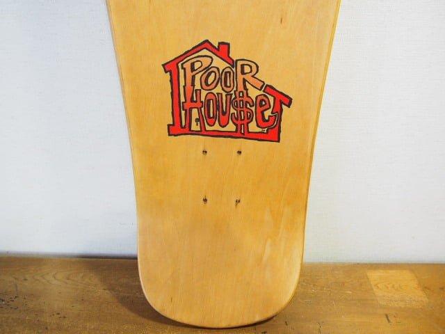 Poorhouse Skateboardsのグラフィック
