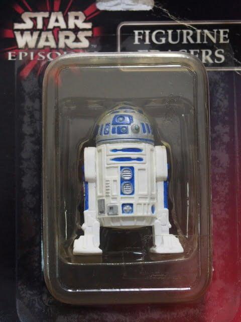 R2-D2 – スターウォーズ フィギュア消しゴム Bセット