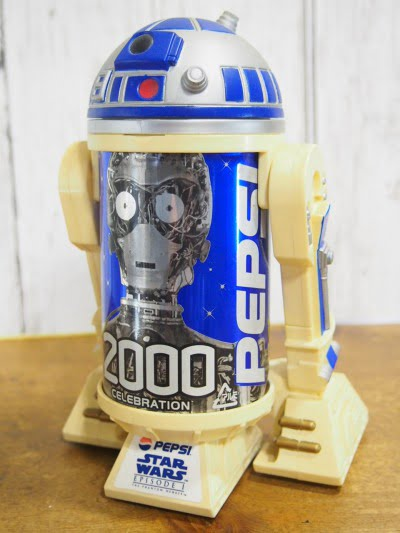 PEPSI R2-D2缶ホルダー