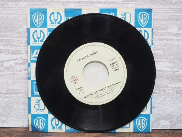 AROUND THE WORLD (Dub Version) -加藤 和彦の中古レコード