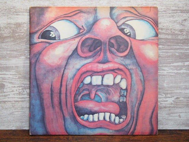 クリムゾン・キングの宮殿(キング・クリムゾン)の中古LPレコード