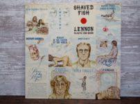 シェイヴド・フィッシュ(ジョン・レノンの軌跡) の中古LPレコード