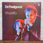 殺人病棟/Stupidity(Dr.Feelgood)の中古LPレコードのジャケット