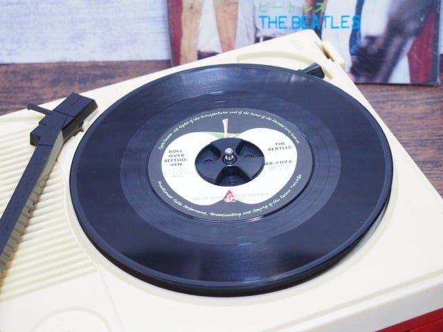 ザ・ビートルズ - ロール・オーバー・ベートーヴェン - 中古レコード