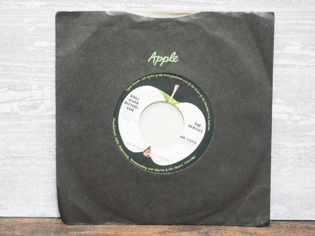 ザ・ビートルズ - ロール・オーバー・ベートーヴェンのレコード袋