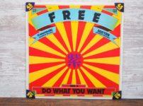 (Now I'm )FREE(紫)の中古レコードのジャケット