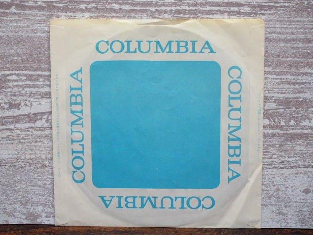 ゴッド・セイブ・ザ・クイーン(セックス・ピストルズ)のレコード袋裏側